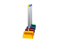 Upright Lobby Dustpans