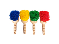 Short Handle Scrubbers